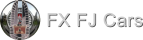 Logo of FX FJ CARS